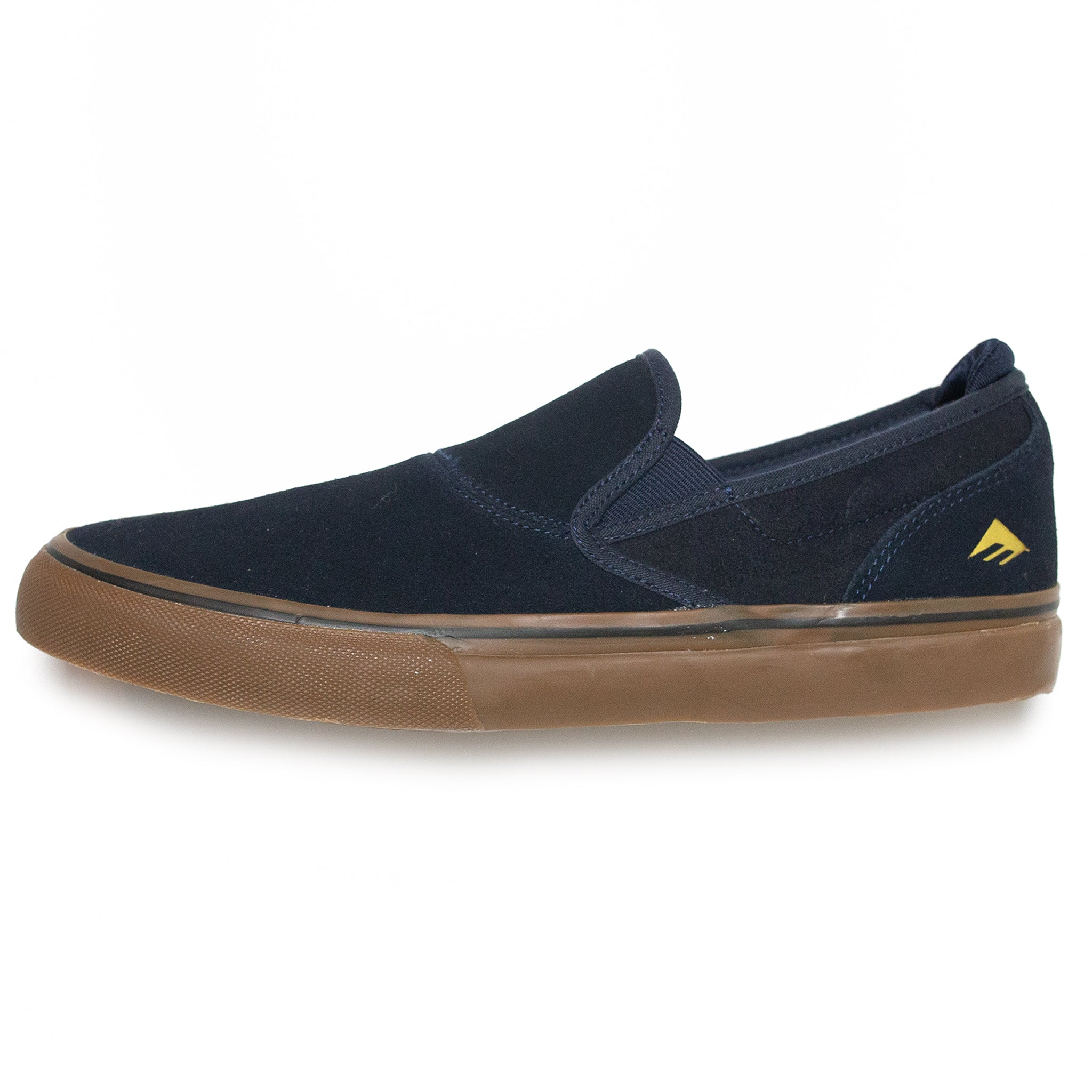EMERICA - WINO G6 SLIP-ON - NAVY/GUM