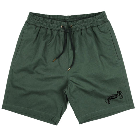 PASSPORT - MISSING TILDE SHORTS - GREEN