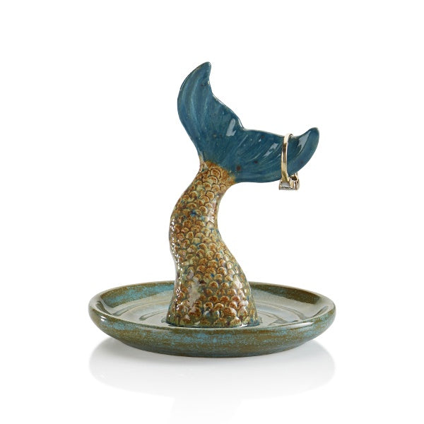 MERMAID TAIL RING HOLDER
