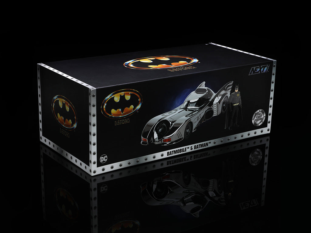 1989 Batmobile: First-Look at Packaging