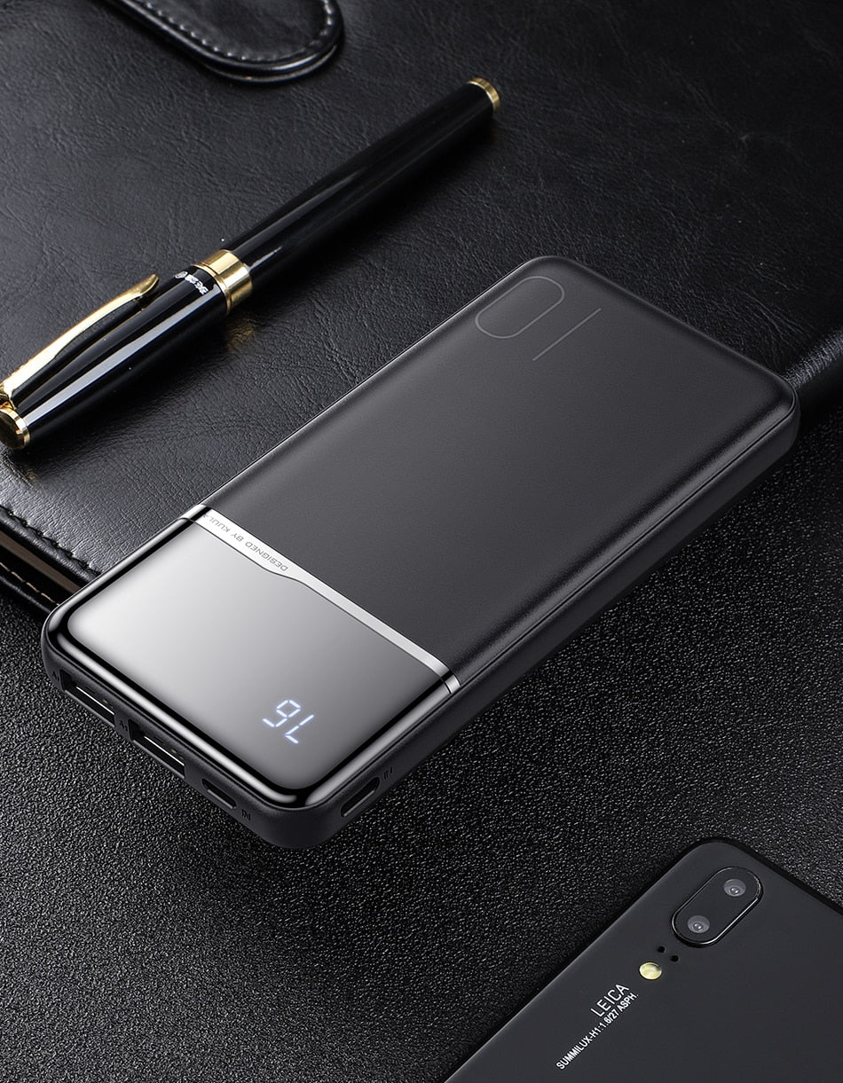 Signature Power Bank 10000mAh Portable Charging