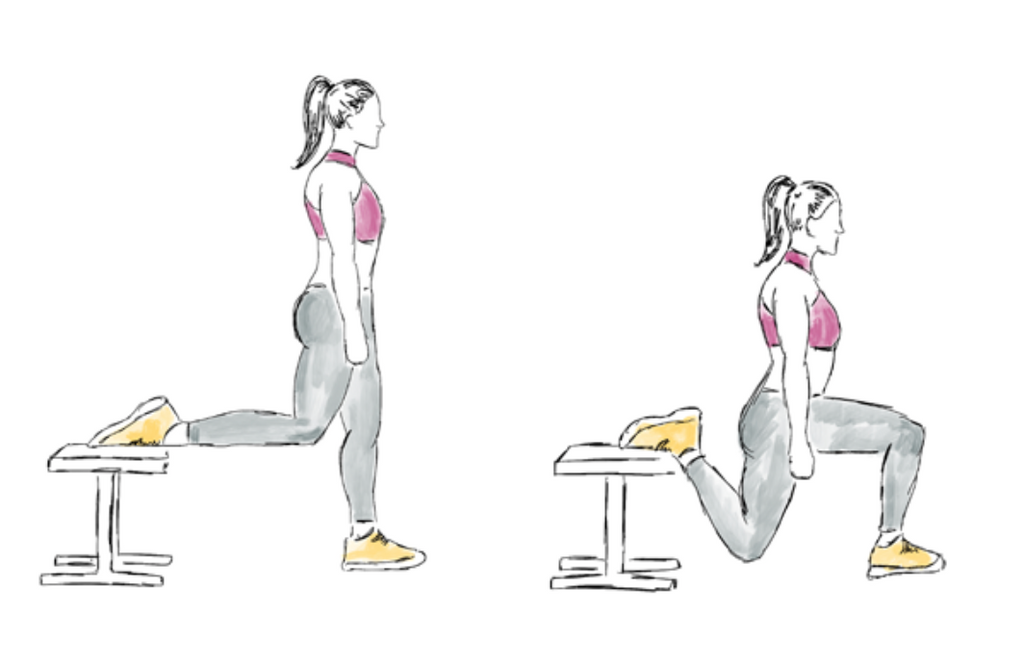 Body weight exercises for wherever you are