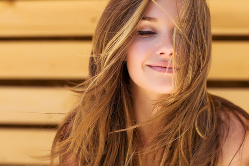 Natural Highlights : Keep your summer shade home-made