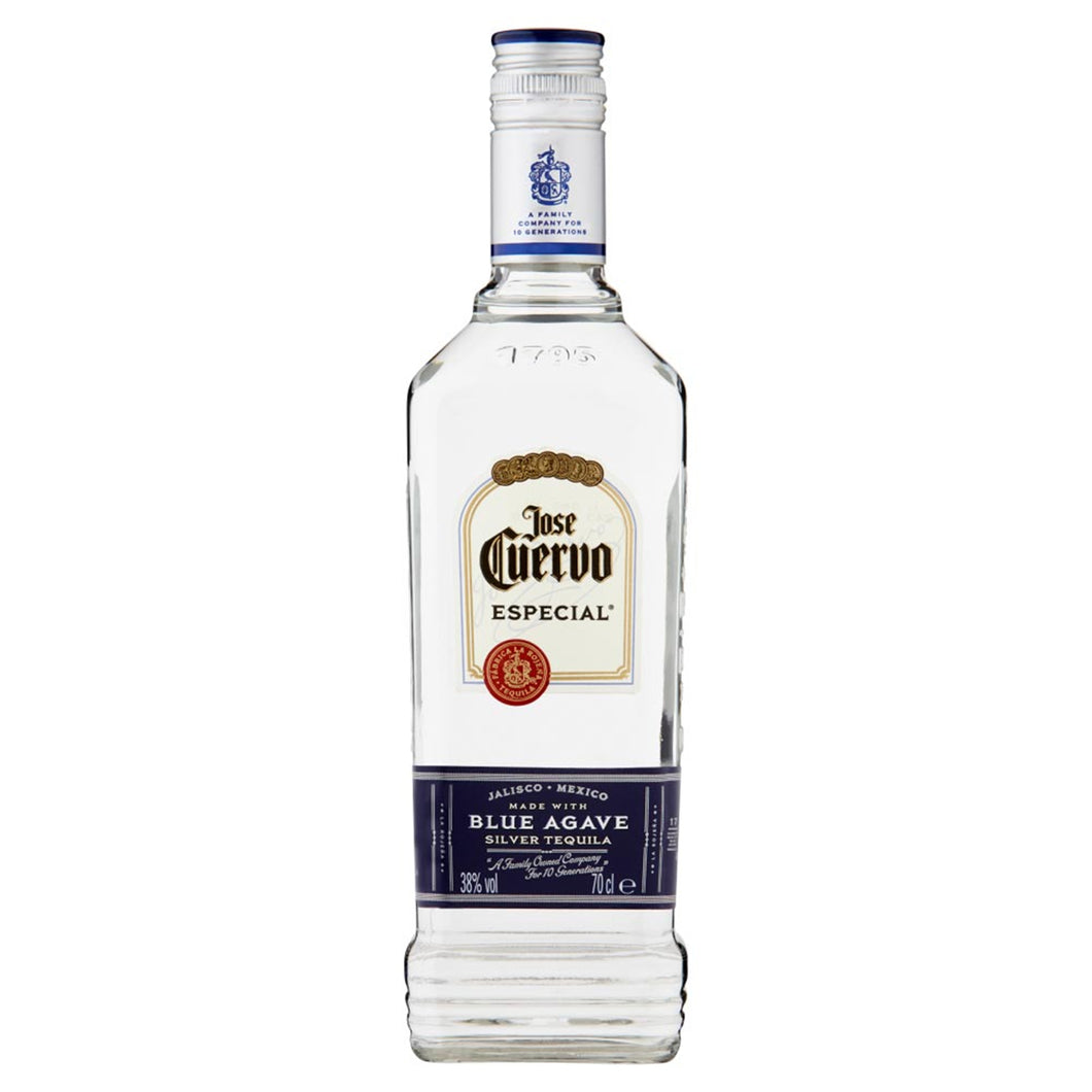 Jose Cuervo Silver Especial Tequila - Tequila - wyhnez