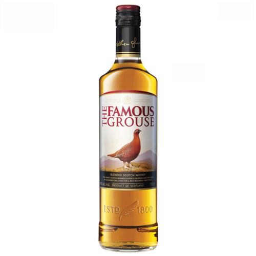 Famous Grouse Blended Scotch Whisky - Whiskey - wyhnez
