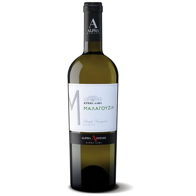 Alpha Estate – Malagouzia - White wine - wyhnez