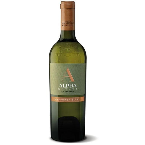 Alpha Estate - Sauvignon Blanc - White wine - wyhnez
