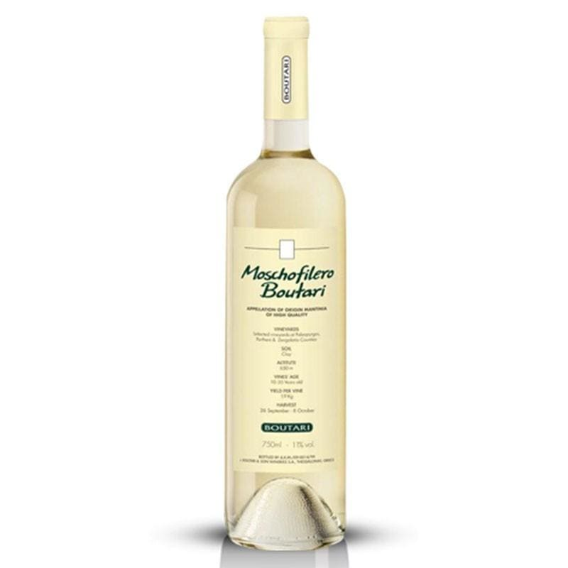 Boutari Moschofilero - White wine - wyhnez