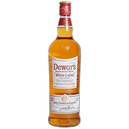Dewar's White Label - Blended Scotch Whiskey - Whiskey - wyhnez