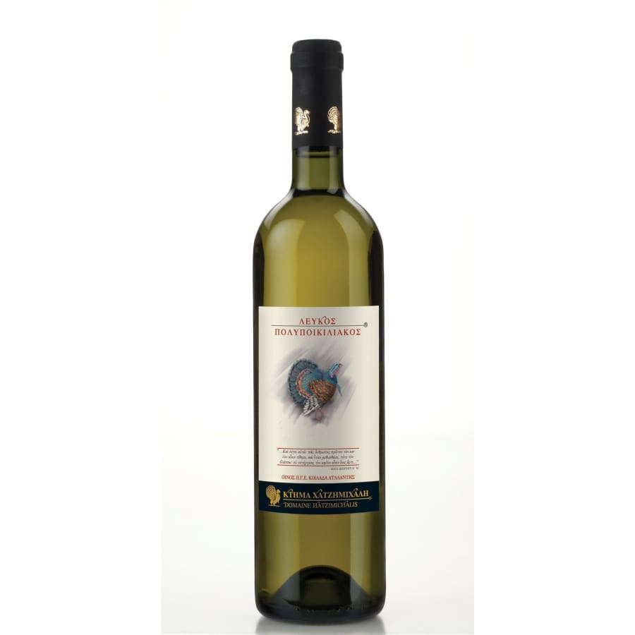 Domaine Hatzimichalis – White Multivarietal - wine