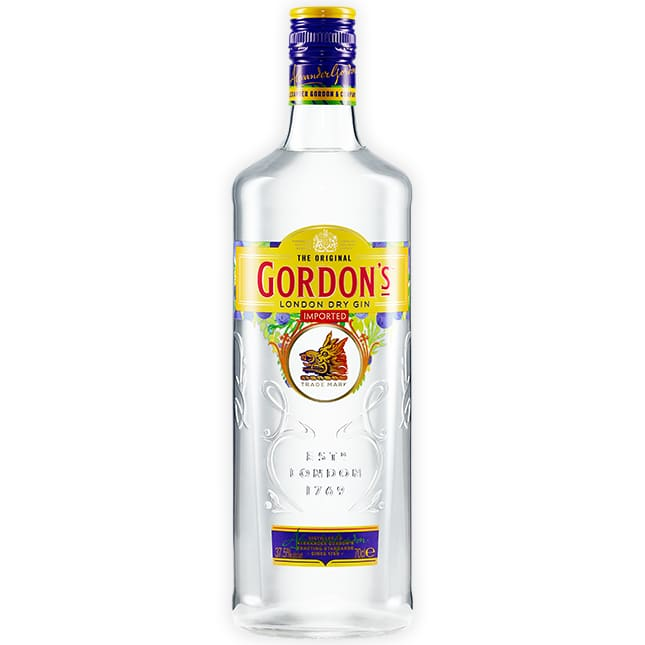 Gordon's - London Dry Gin - Gin - wyhnez