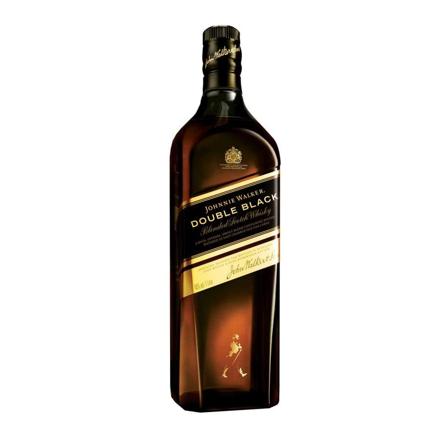 Johnnie Walker Double Black Label Whiskey