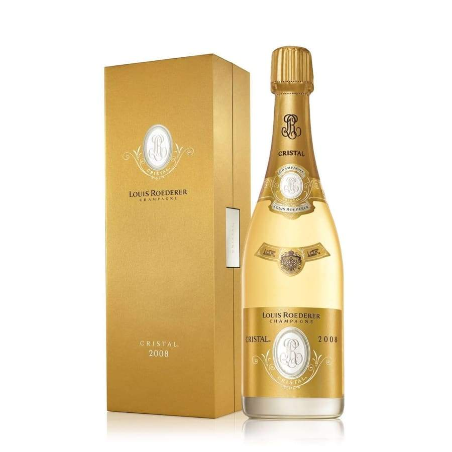 Louis Roederer – Cristal 2008 - Champagne