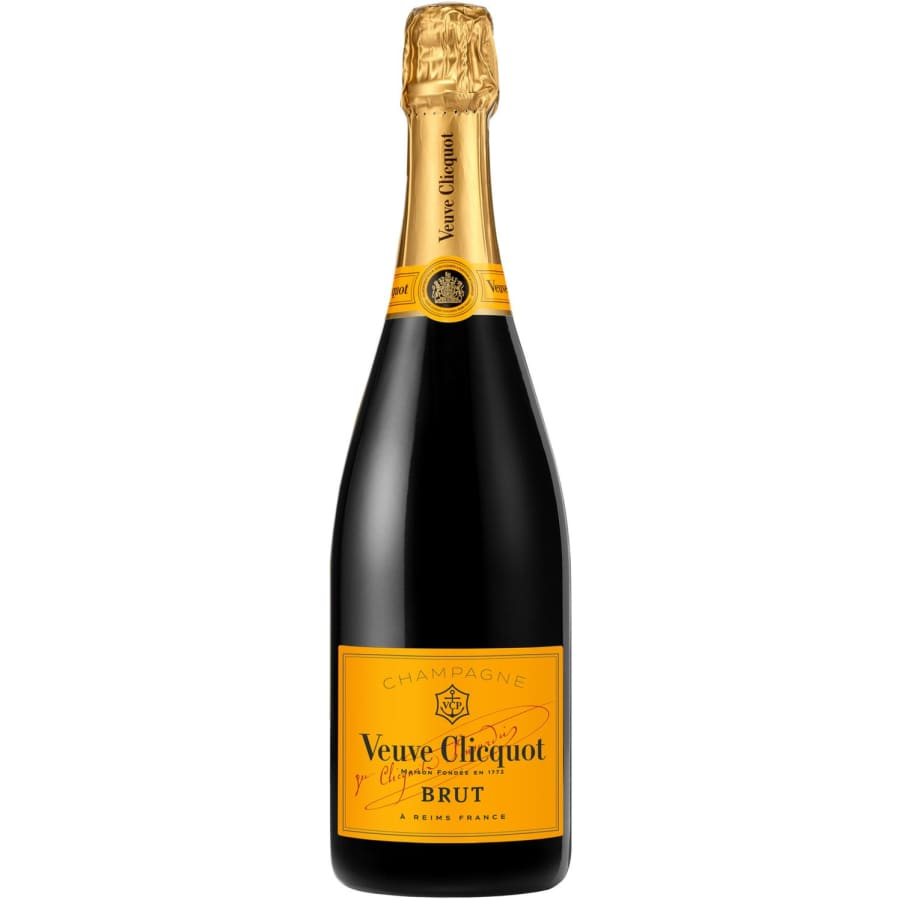 Veuve Clicquot Yellow Label Brut Champagne - Champagne - wyhnez