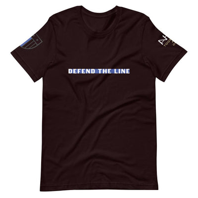 Defend The Line Unisex T-Shirt - American Heroes Apparel