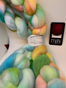 Fierce Fibers Rambouillet Roving