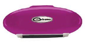 Gleener Compact Travel Fabric Shaver & Lint Brush