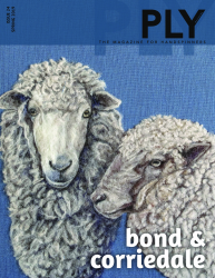 Ply Magazine - #24 Bond & Corriedale