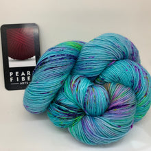 Load image into Gallery viewer, Teal Torch Knits TTK Sock