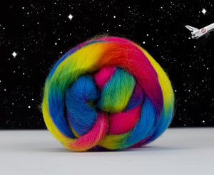 Space-dyed Wool