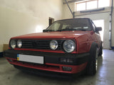 VW Golf Jetta mk2 big bumper turn signal shades / kanyes