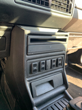 Cupholders for Votex console of VW Golf / Jetta mk2