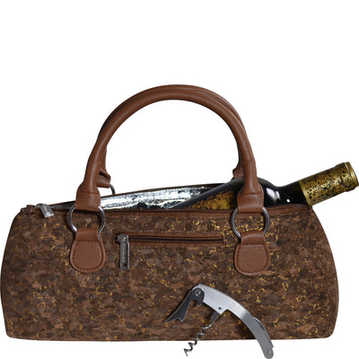 Wine Clutch Classic Sassy Design - Primeware Inc.