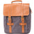Three Bottle Leather Wine Backpack Treo Design - primewareinc