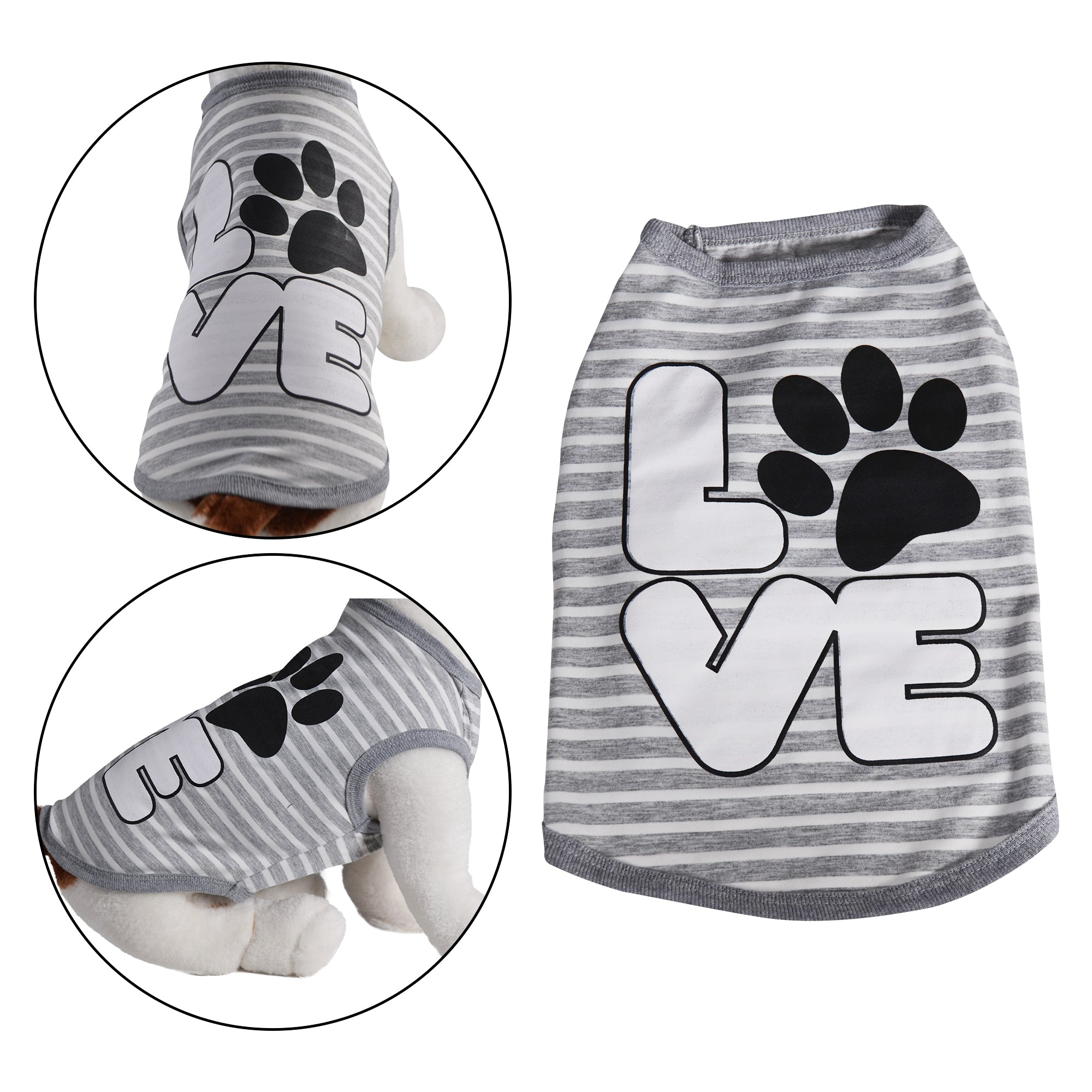 Love Design Dog Shirt - primewareinc