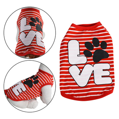 Love Design Dog Shirt - Primeware Inc.