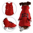 Warm Stylish Duffle Dog Coat