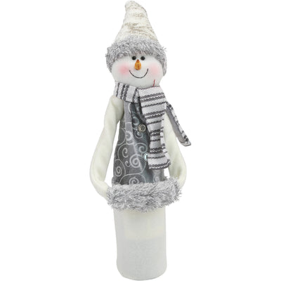 Wine Sock White Christmas Collection - Primeware Inc.