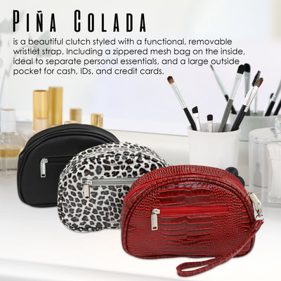 Cosmetic Bag Pina Colada Design - primewareinc