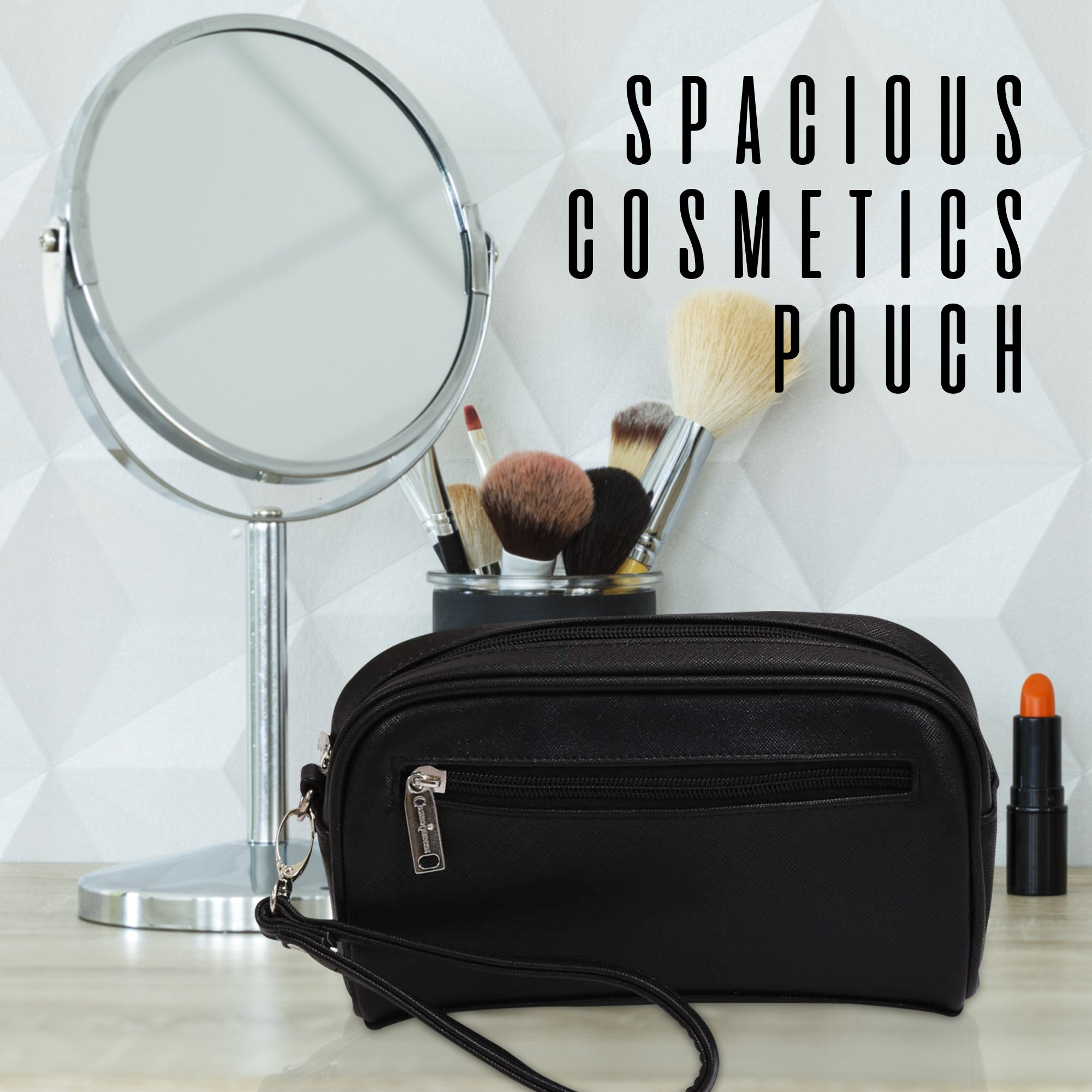 Cosmetics Bag Margarita Design - primewareinc