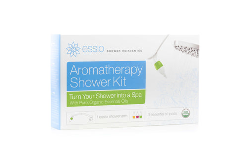 Breathe Aromatherapy Shower Kit