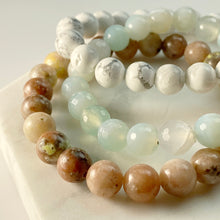 Load image into Gallery viewer, Semi-Precious Stone Bracelet - Various Stones