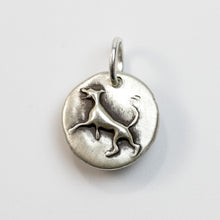 Load image into Gallery viewer, GOOD DOG Sterling SIlver Dog Charm