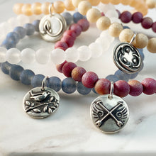 Load image into Gallery viewer, Stone bracelets - various colors