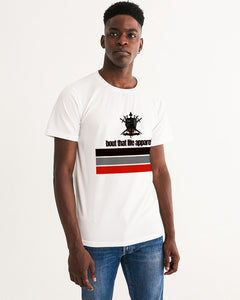 Bout That Life Apparel Stripes Men's Graphic Tee