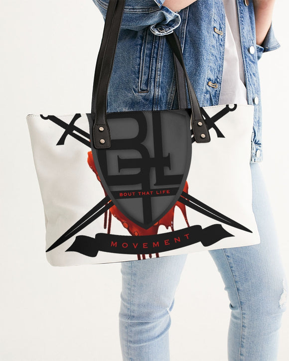 BOUT THAT LIFE APPAREL Stylish Tote