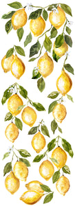 Lemon Drops 12x33 Decor Transfer