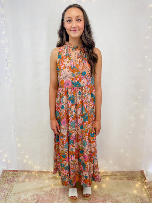 California Soul Maxi Dress by BB Dakota