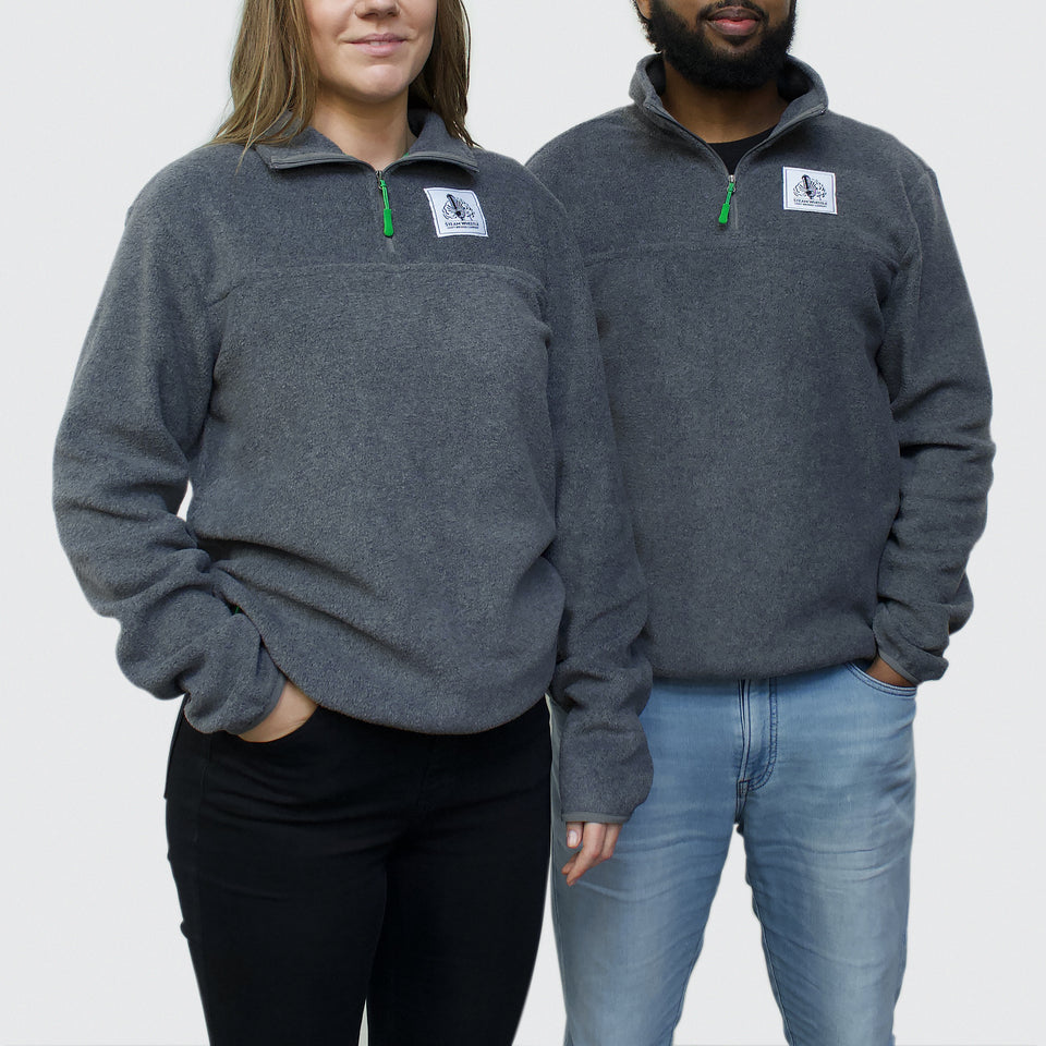 Steam Whistle Quarter Zip Fleece