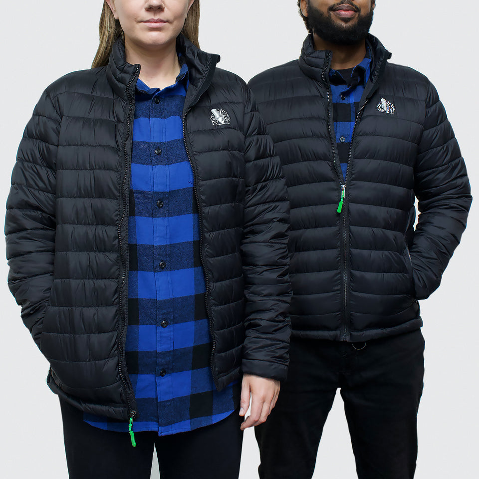 Steam Whistle Puffer Jacket