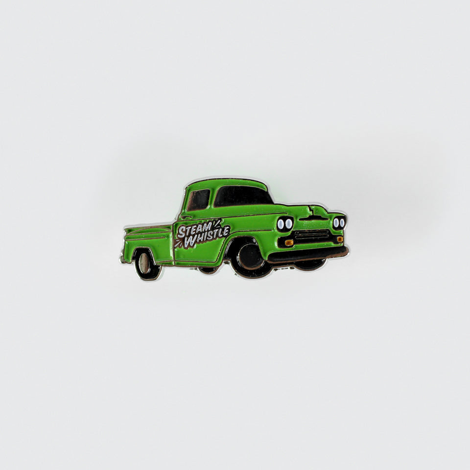 Vintage Vehicle Pins