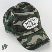 ~Ponytail~ Baseball Hat (Non-distressed)