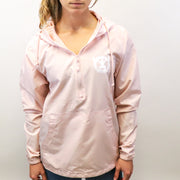 Retro Lightweight Pullover Windbreaker