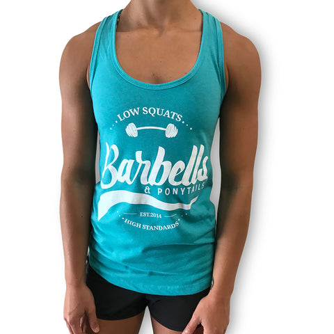 NEW! Low Squats Racer CROP