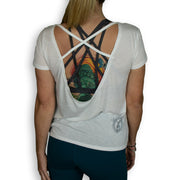 B&P Cross Back T