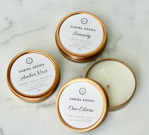 Travel Candle Trio (3)